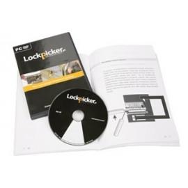 Lockpicker  -  book + DVD