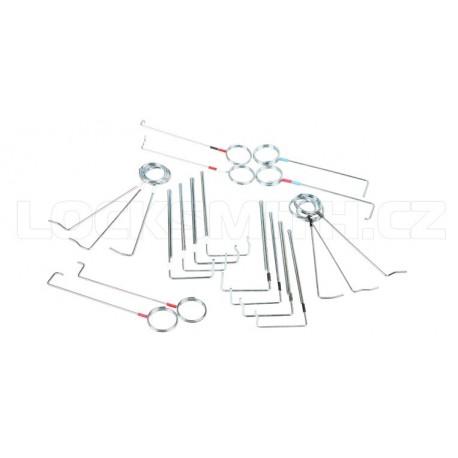 Lever Lock Pick Set - 20 pcs
