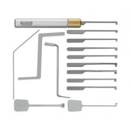 Dimple Lock Pick Set (15 pcs)
