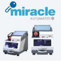 Miracle řezací stroje na klíče
