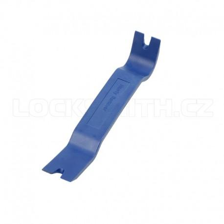 Dveřní páka (modrá)