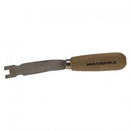 Square Bolt Knife 8 mm