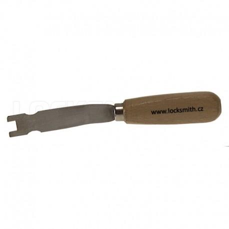 Nůž na čtyřhran 9 mm
