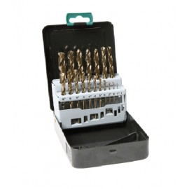 Cobalt-Drill Set 25 pcs. 1-13 mm DIN 338