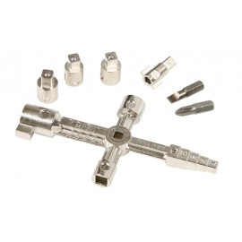 MPS Multifunction Key with magnetic bit support