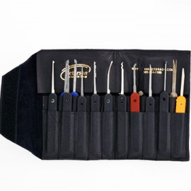 Kiwi Lockpicking Set 17 pcs