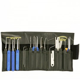Peterson G Set - Textured Plastic Handles 37 pcs