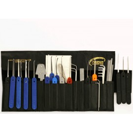 Peterson G4 Set - Textured Rubber Handles 37 pcs