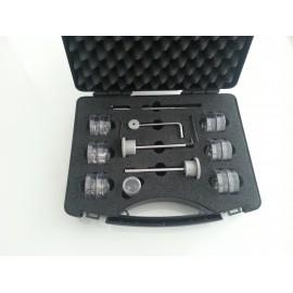 Safe lock decoder MAUER and STUV