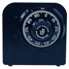 "Cutaway Lock ""S&G 6730"""