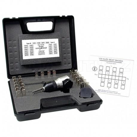 Decoder pro VAG-Locks incl. Master Keys