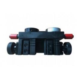 Miracle M501 - Rotační čelisti (35 stupňů)