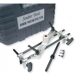 DBB drážkovač pro zadlabávací zámky