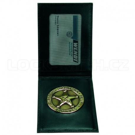 Lockmaster® I.D. Badge Case