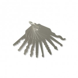 Car Key Jigglers Set (10 pcs)