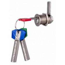 Stealth S12 Camlock 3 keys