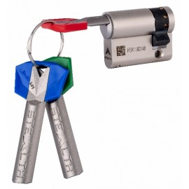 40/0 Stealth cylindrická půlvložka s 3 klíči