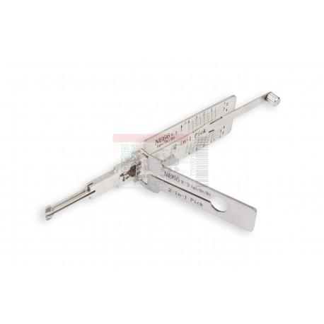 Original Lishi 2-1/NE66 IG/DR/BT