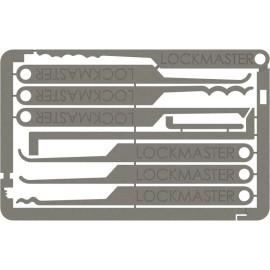 Lockmaster® Credit Card Pick Set V2
