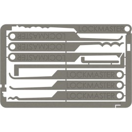 Lockmaster® Credit Card Pick Set V2