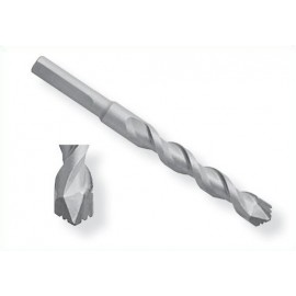Special drill bit for vaults 6,8 x 105 mm