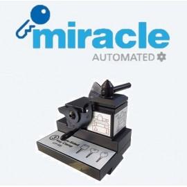 Miracle čelisti a adaptéry