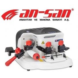 AN-SAN Key Cutting Machines