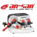 AN-SAN Key Cutting Machines