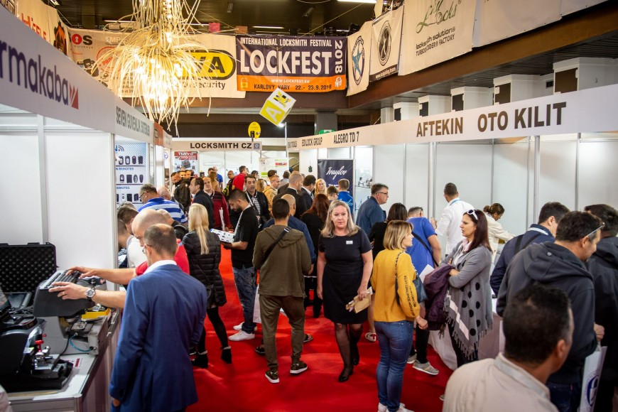 The third year of LockFest in Karlovy Vary for us